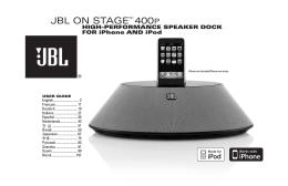 0067CSK - JBLOnStage400P UG ALL.indd