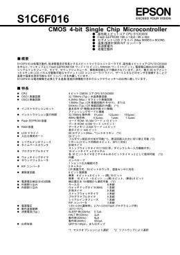 S1C6F016