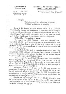 Page 1 CONG HOA xÅ HoI CHtt NGHIA VIET NAM D6c lap… Tlr‐ do