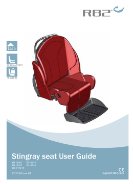 Stingray seat User Guide