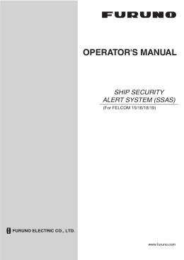 Felcom 18_19 SSAS Manual