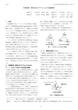 土木学会西部支部研究発表会 (2005.3)