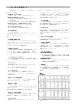 - 15 - 4 カテゴリー別評価に関する特記事項 特に積極的