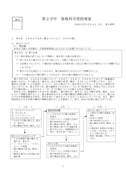 学習指導案(PDF:409KB)