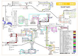 川越観光バス 路線図