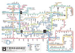 千葉県鉄道路線図 - ひまわりデザイン研究所