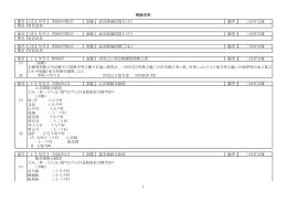 軸装史料 番号 1① 年代 享保9年閏4月 表題 武貞師城図境目(左) 備考