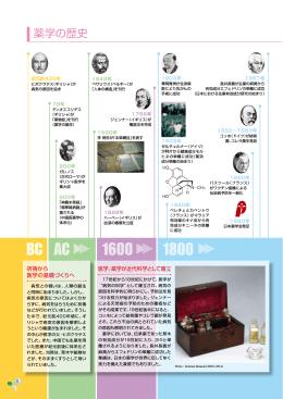 薬学の歴史 - 日本薬学会