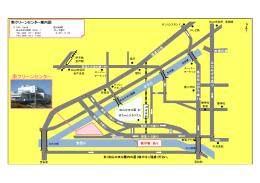 南クリーンセンター略地図(PDF:91KB)