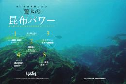 北海道こんぶ消費拡大協議会 北海道漁業協同組合連合会
