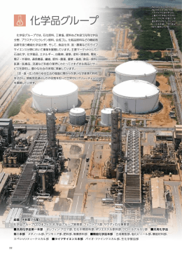 化学品グループ (PDF:816KB)