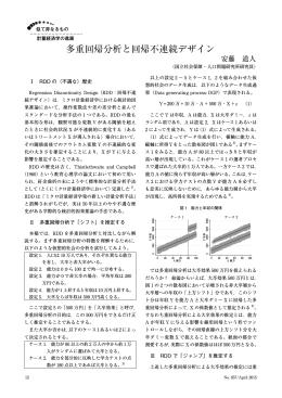 多重回帰分析と回帰不連続デザイン(PDF:4.61MB)