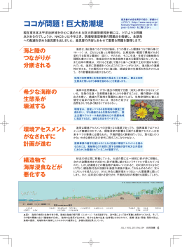 「ココが問題!巨大防潮堤」(PDF/1.64MB)
