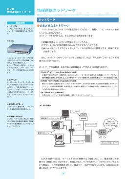 第2章情報通信ネットワーク(PDF)