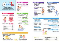 日本の1日 - 厚生労働省