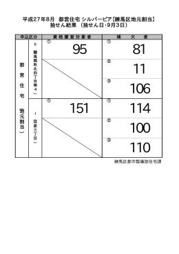 都営住宅シルバーピア(練馬区地元割当)(PDF:5KB)