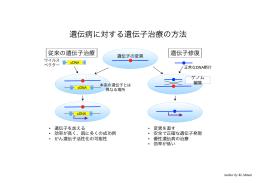 ゲノム編集図