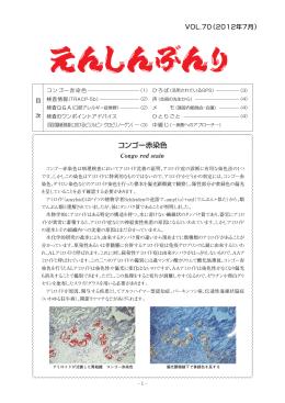 コンゴー赤染色 - 一般社団法人 福岡市医師会