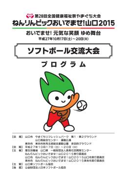 4 ソフトボール (PDF : 9MB)