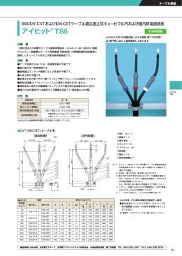 アイヒット® TS6 - 古河電気工業株式会社