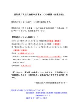 愛知県 - 一般社団法人次世代自動車振興センター