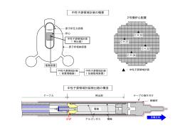 中性子源領域計装の概要および中性子源領域計装検出器の構造[PDF