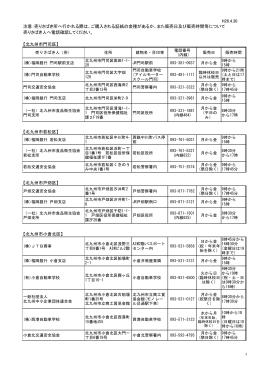 福岡県領収証紙購入場所の一覧はこちら