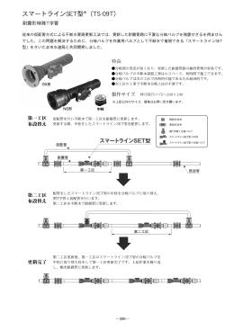 スマートラインSET型®(TS-09T)