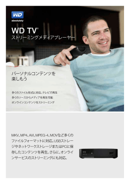 WD TV® Media Player