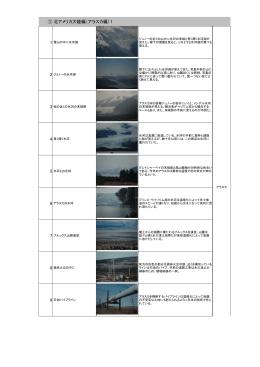 ① 北アメリカ大陸編(アラスカ編)1 - Iwate