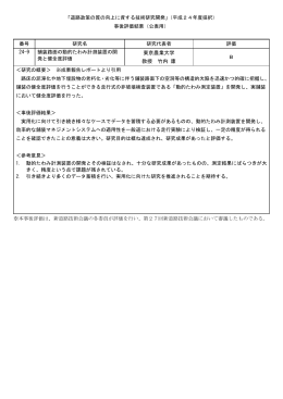 24-9 東京農業大学 教授 竹内 康