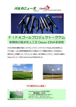 FIFAゴールプロジェクト・グアム
