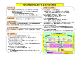 愛知県周産期医療体制整備計画の概要 (ファイル名:gaiyouban