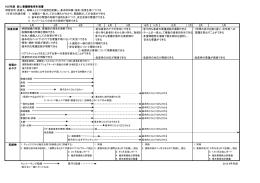 新人看護師教育計画書(PDF/113KB)