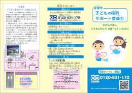 子どもの権利サポート委員会 (PDF 440.3KB)