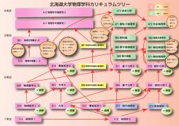 こちら(pdf) - 北海道大学 理学部 物理学科