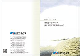 大型平張ブロック(PDF:1.08 MB)
