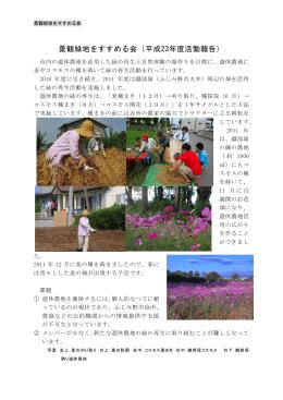 活動報告H23[PDF:290KB]
