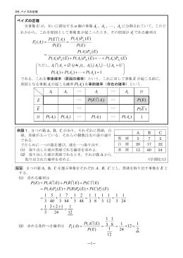 394 ベイズの定理(新課程)