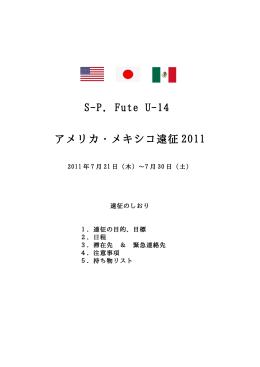 2011年 アメリカ遠征【PDF】