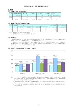 函館市の給与・定員管理等について 函館市 類似団体平均 全国市平均