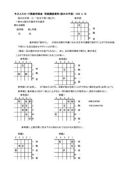 2013年3月16日(土)の将棋講義資料pdf
