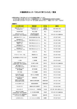 ひろばの名簿(PDF:281KB)