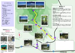セルフガイドマップ表