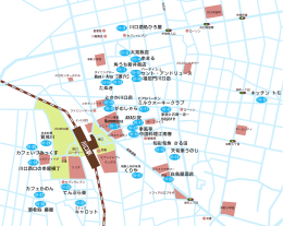 K  バル参加MAP (川口駅周辺)