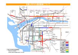 和歌山市内の道路整備について