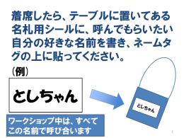 シナリオグラフ - SDM|慶應義塾大学大学院 システムデザイン