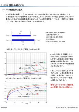 3. PCB 設計の勘どころ - RFD-Lab