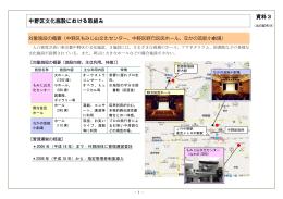 中野区文化施設における取組み事例(PDF:265KB)