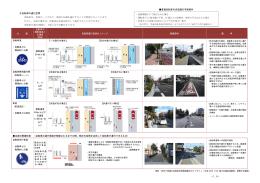 ②自転車の通行空間 自転車は、車両の一つであり、車道の左端を通行